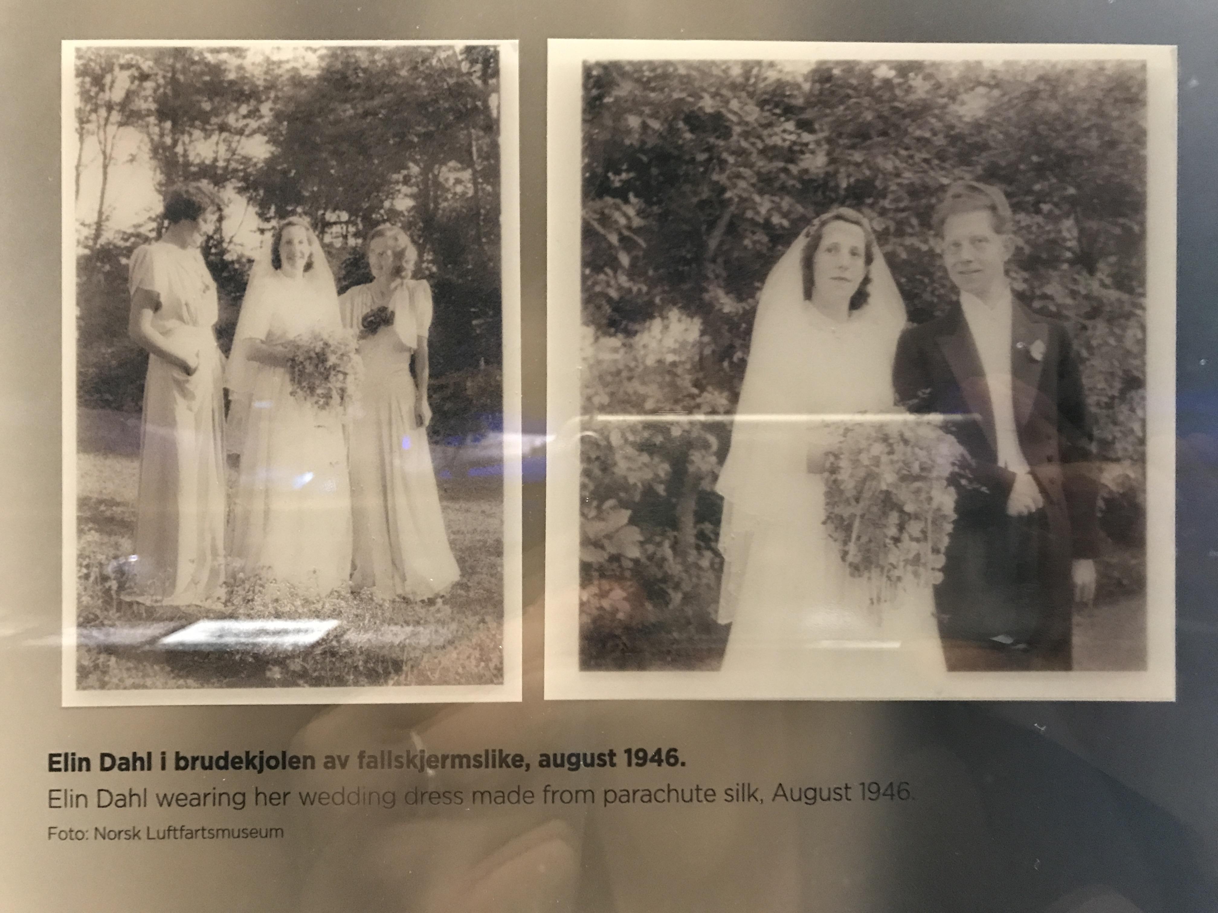 Bild eines Brautpaars