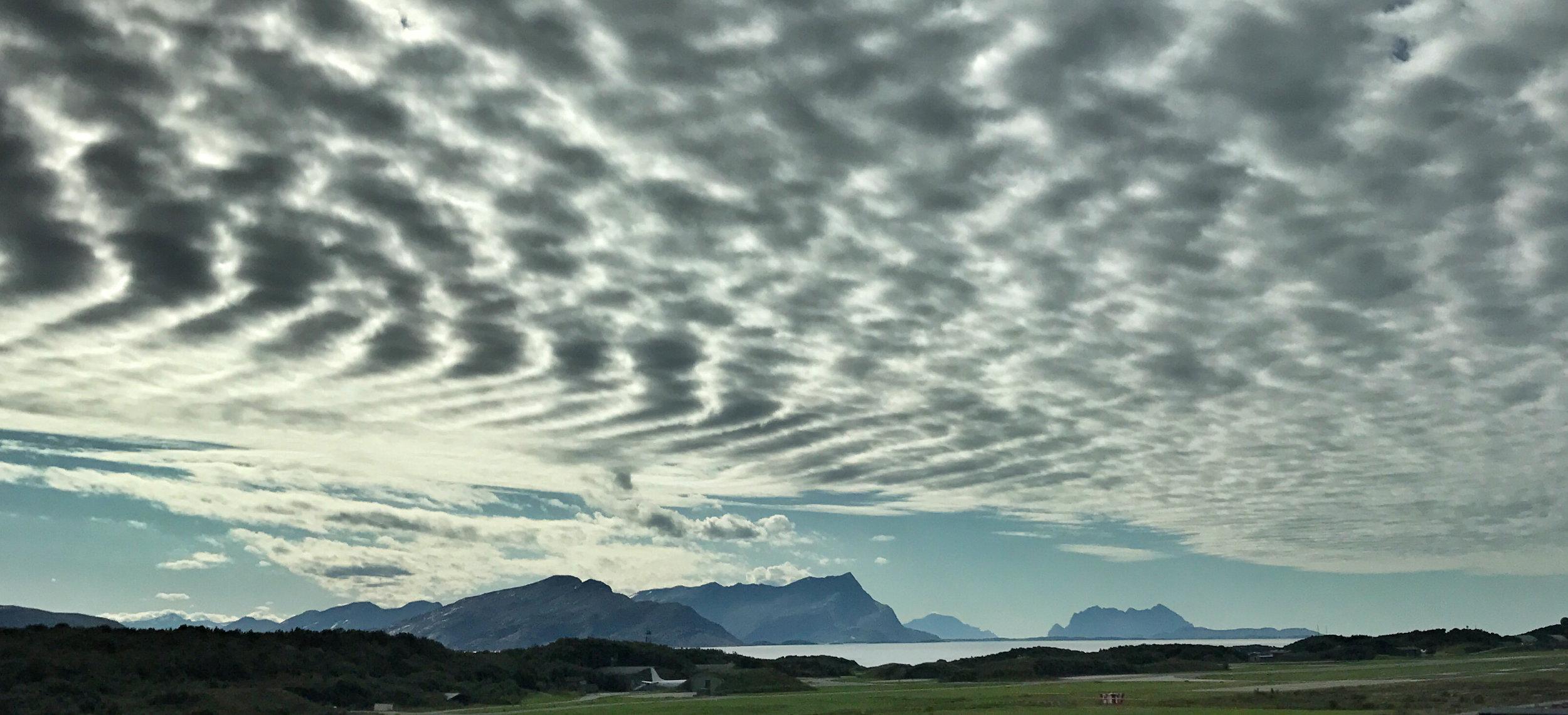 Der Himmel von Bodø